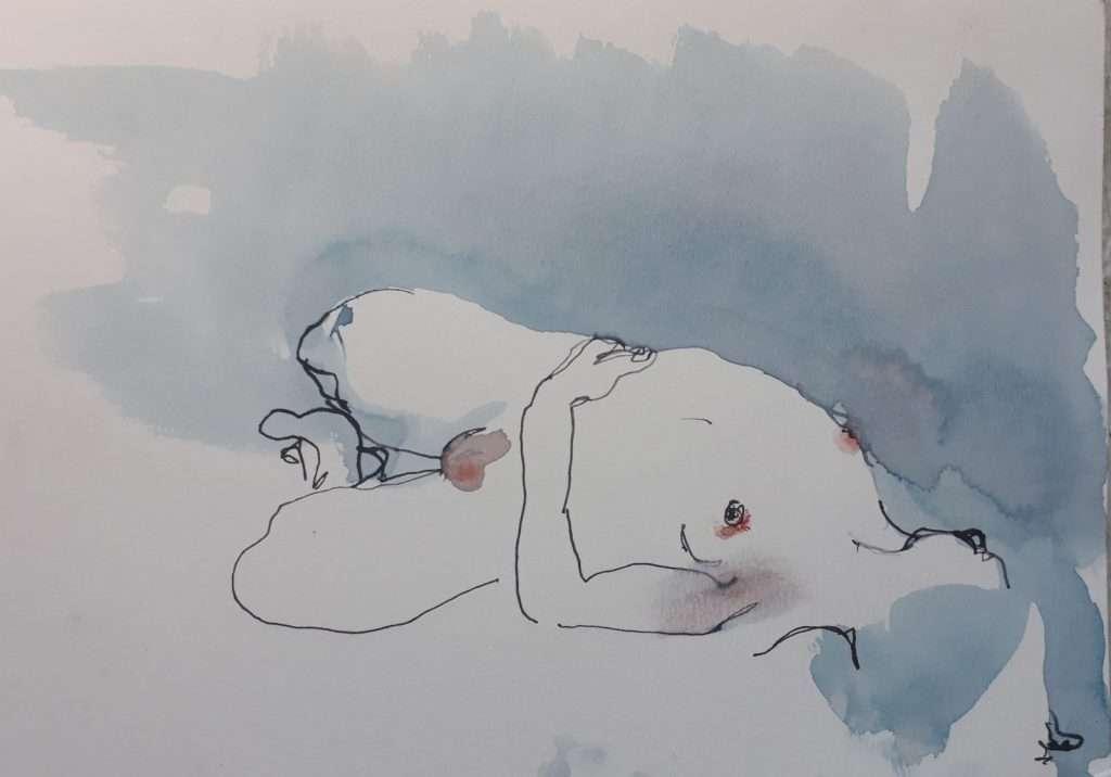 Daniel-Eisenhut-Painting-Blue