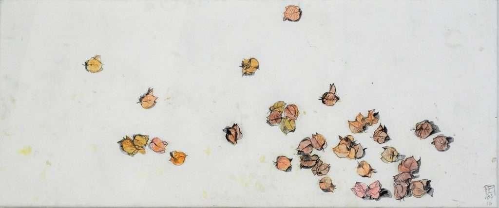 Daniel-Eisenhut-Painting-Bougainvillea